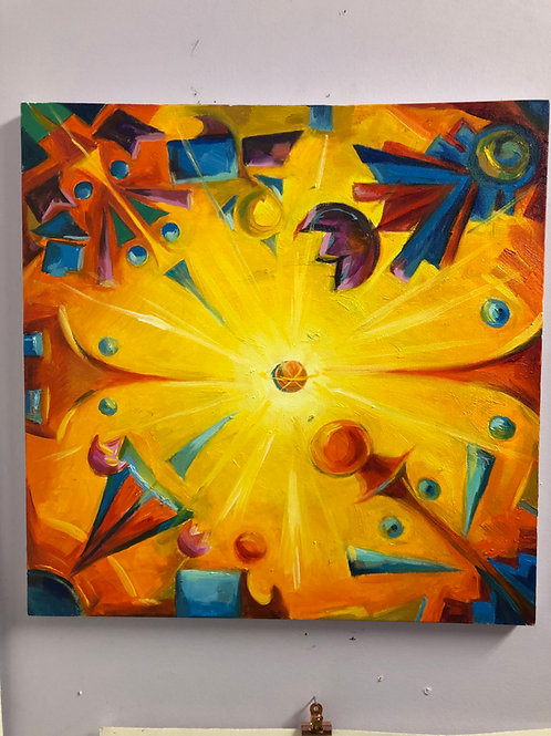 """Big Bang"" by Elena Zlokazova"