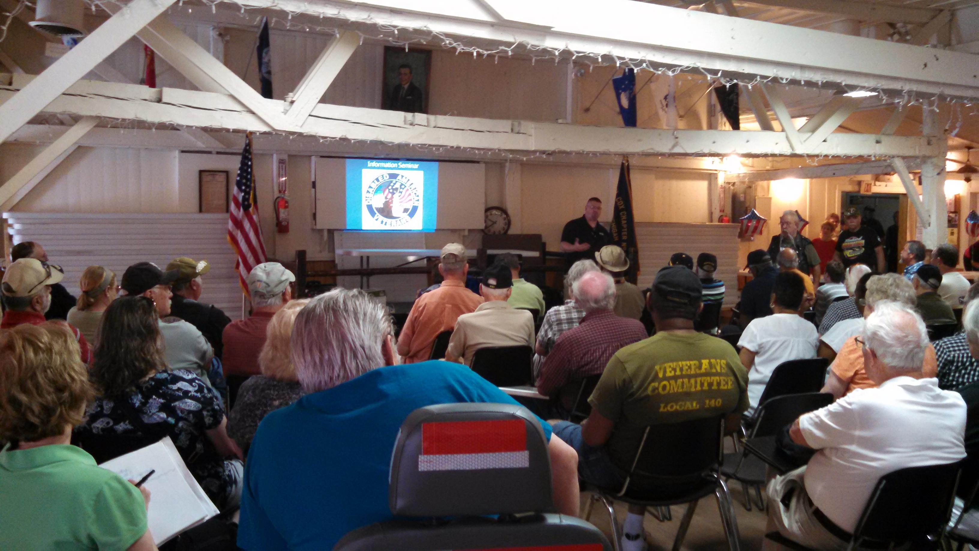 Veterans Information Seminar
