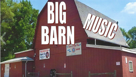 Local Musicians to Meet at the Big Red Barn to make Music