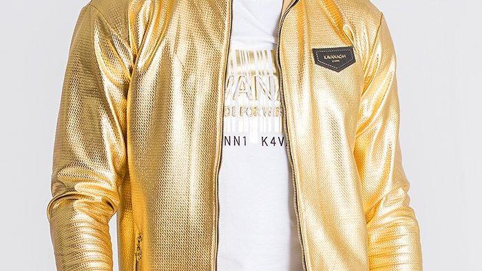 GKM-1646 JACKET BARCODE GOLD