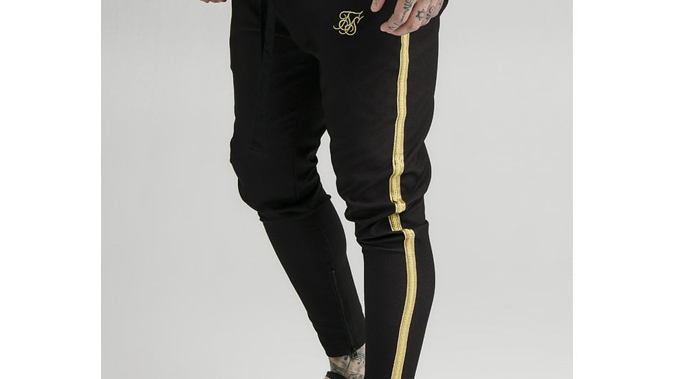 SS-16172 JOGGER FITTED BLK