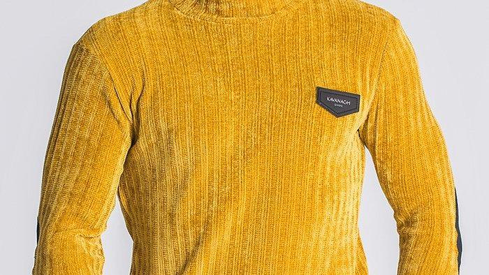 GKM-1487 Gold Oxford  Sweat