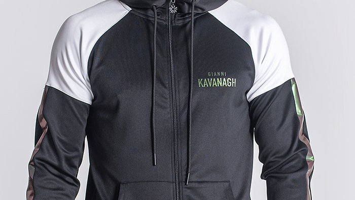GKM-1038 Black Reflection Jacket