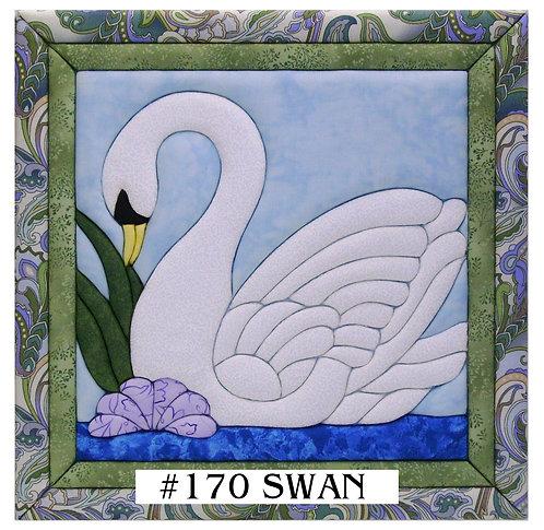#170 Swan