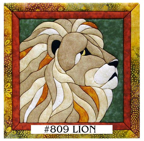 #809 Lion