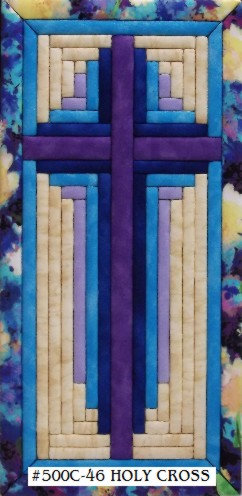 #500C-46 HOLY CROSS