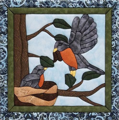 #866 Robin & Son