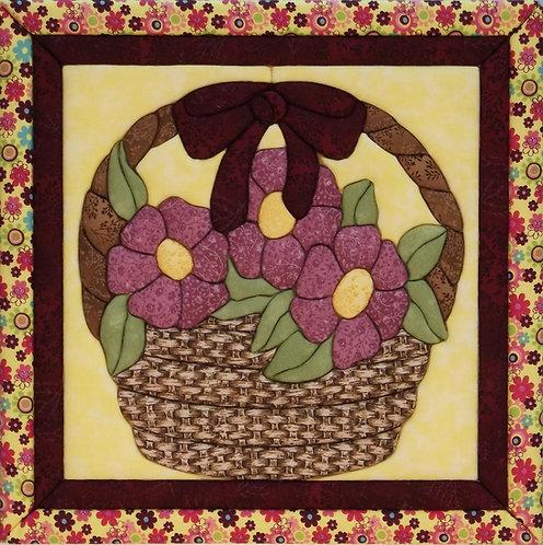 #864 Flower Basket