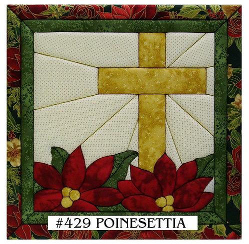 #429 Poinesettia