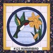 #121 Hummingbird