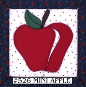 #526 Mini Apple