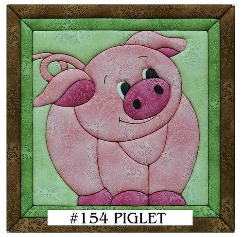 #154 Piglet