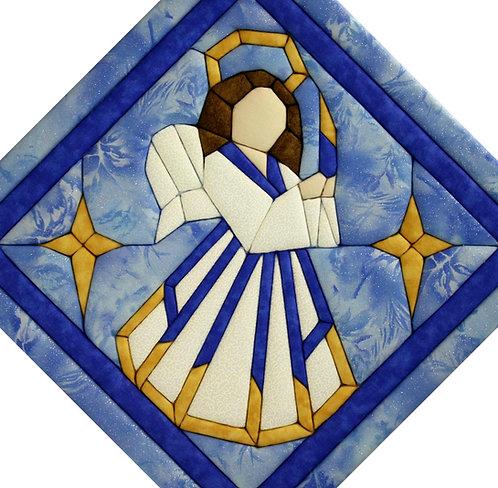 #406 Angel Diagonal