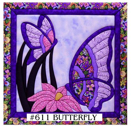 #611 Butterfly