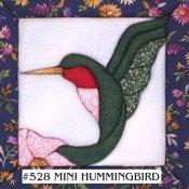 #528 Mini Hummingbird