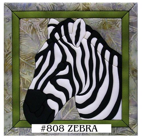 #808 Zebra