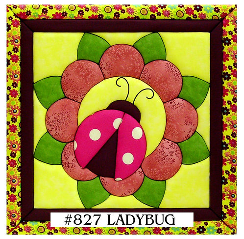 #827 Ladybug