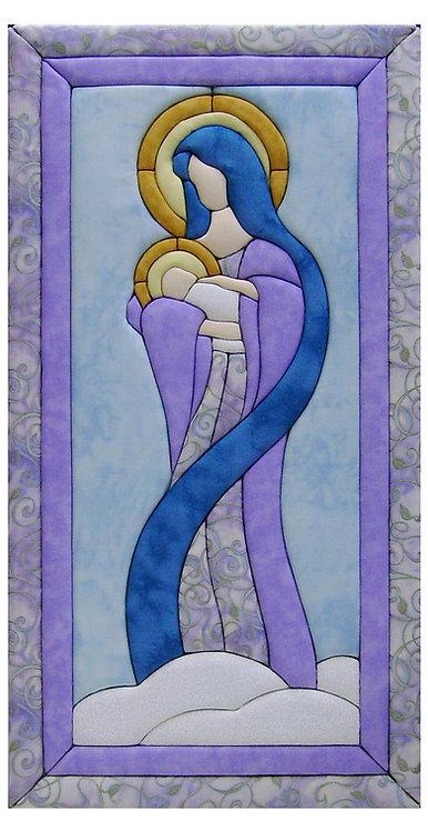 #500B-11 Mary & Baby Jesus