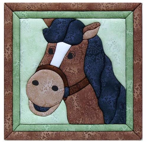 #155 Barnyard Horse