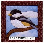 #523 Mini Chickadee