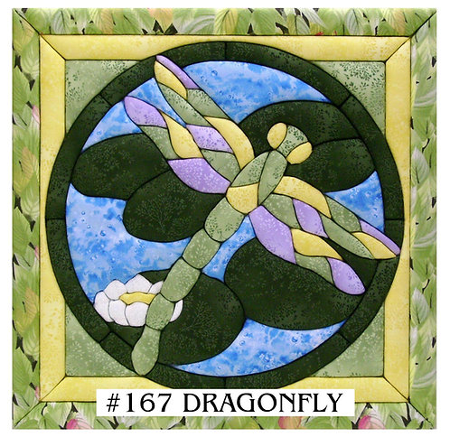 #167 Dragonfly