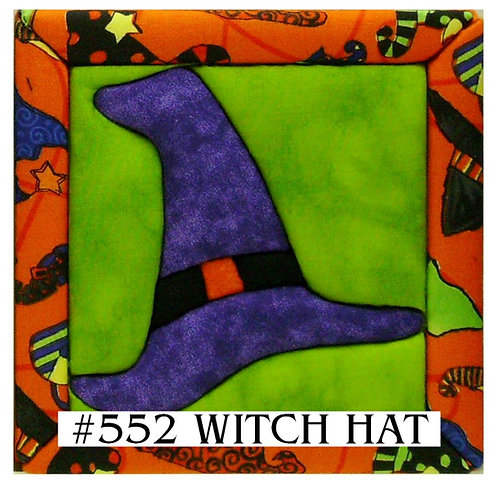 #522 Witch's Hat