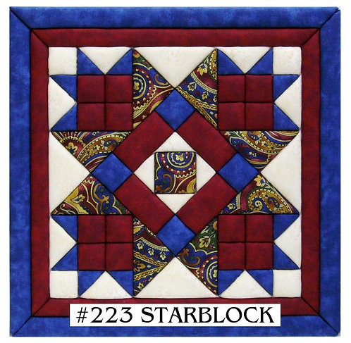 #223 Ohio Starblock