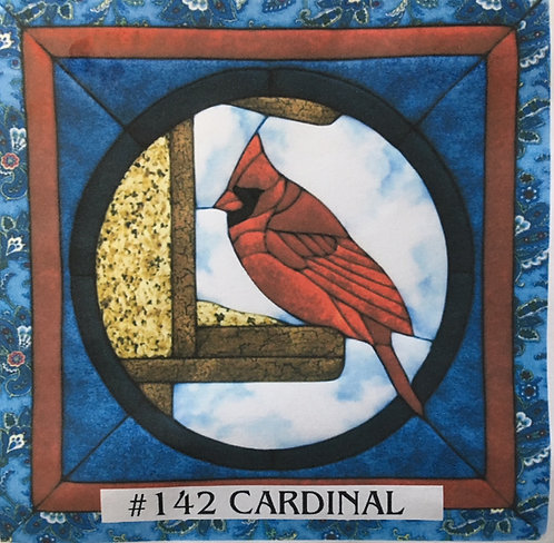 #142 Cardinal