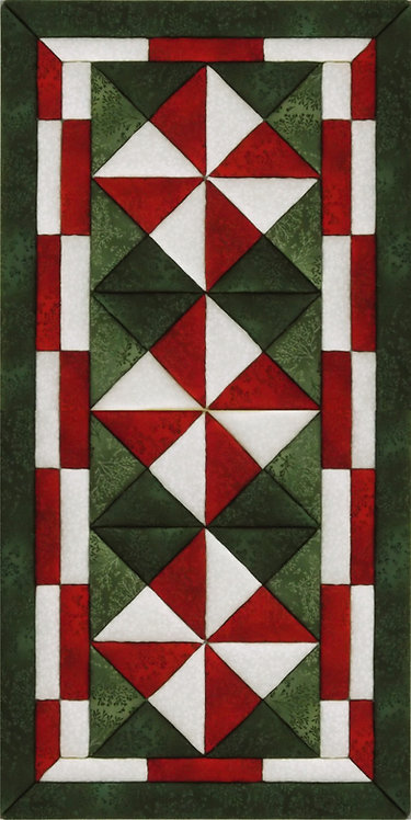 #500C-51 Christmas Pinwheel