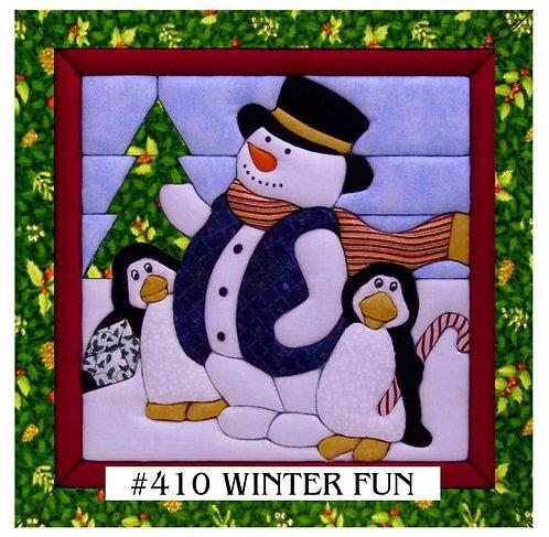 #410 Winter Fun