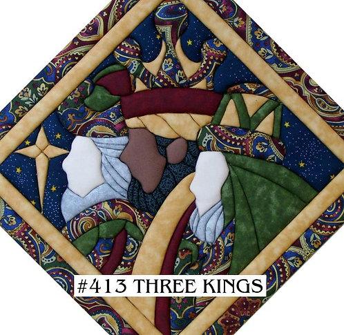 #413 Three Kings