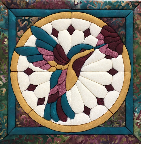 #878 Hummingbird
