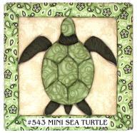 #543 Mini Sea Turtle