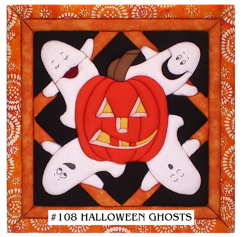 #108 Halloween Ghost
