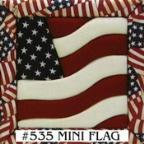 #535 Mini Flag