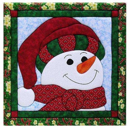 #426 Snowman Smiling