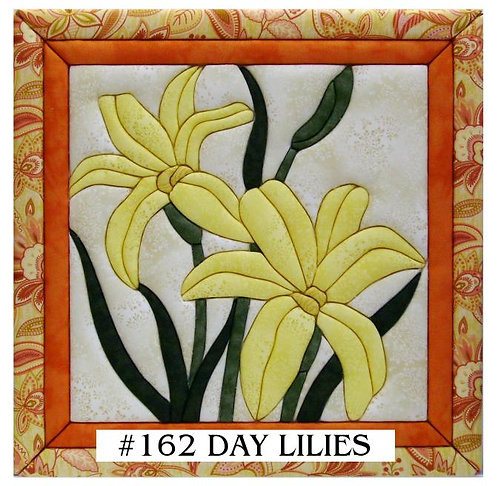 #162 Day Lilies