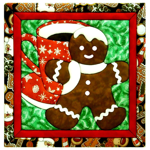 #439 Gingerbread Man