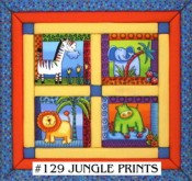 #129 Jungle Prints