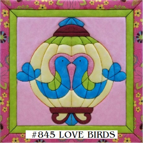 #845 Love Birds