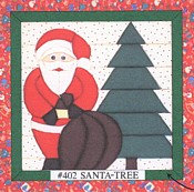 #402 Santa Tree