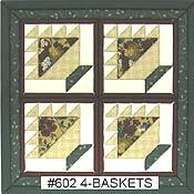 #602 4-Baskets