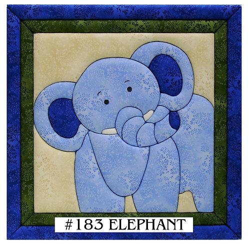 #183 Elephant