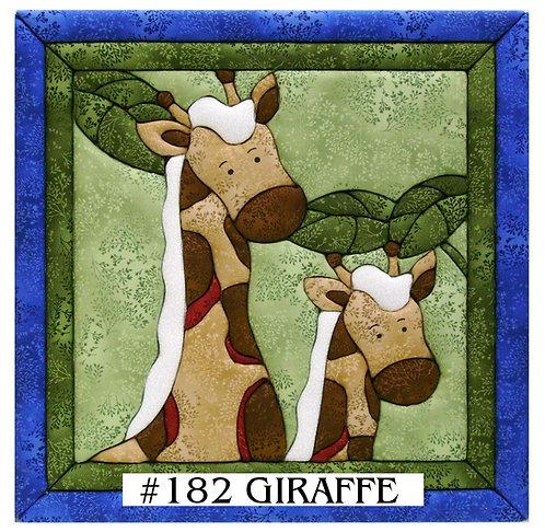 #182 Giraffe