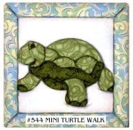 #544 Mini Turtle Walk