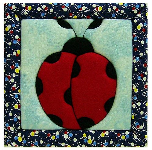 #527 Mini Ladybug