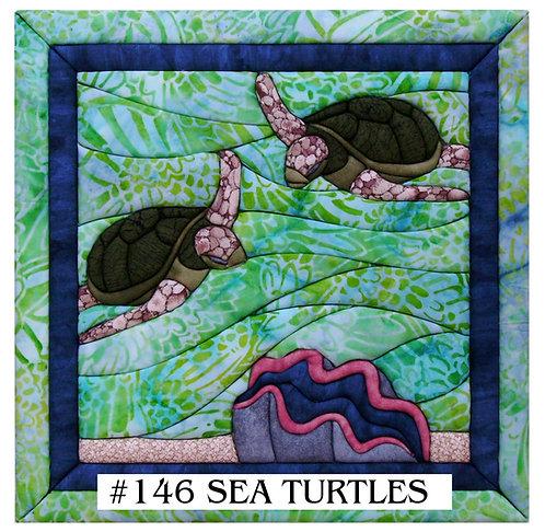 #146 Sea Turtles