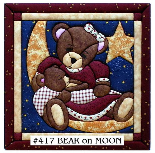 #147 Bear on Moon
