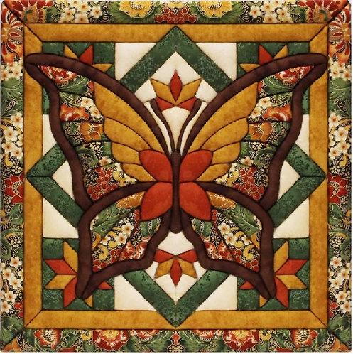 #842 Fall Butterfly