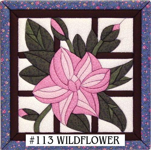 #113 Wildflower
